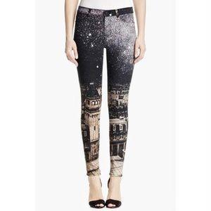 Hudson | City Nico Super Skinny Mid Rise Jeans